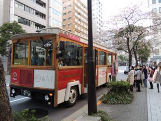 日本橋桜バス