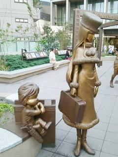 大泉学園のメーテル